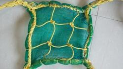 Safety Net With Green Shaded Net