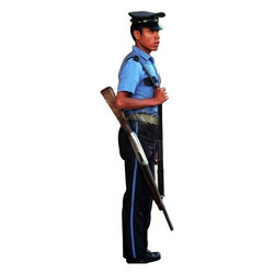 Armed Security Guard Outsourcing Service On Contract Basis