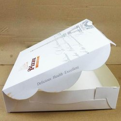 6 Inch Pizza Mono Carton Box