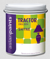 Asian Paints Tractor Emulsion Shyne Interior Paint