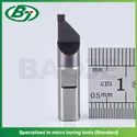 Solid Carbide Micro Face Grooving Tool (equivalent To Sandvik Cxs)
