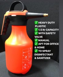 Heavy Duty Plastic Spray