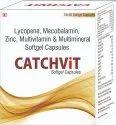 Lycopene, Mecobalamin, Zinc, Multivitamin & Multimineral