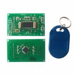 RFID Reader Writer Module 13.56MHz UART 3V-5V YHY502CTG SDK