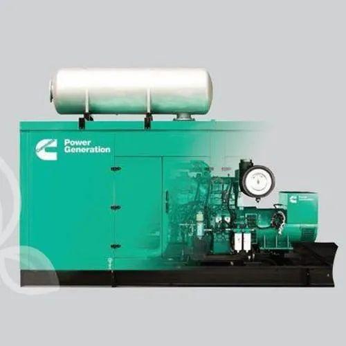 Soundproof 650 kVA Cummins Diesel Generator