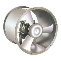 Axial Flow Fans with FRP Lining