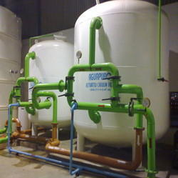 Aquapuro Automatic Mild Steel Filters, For Industrial