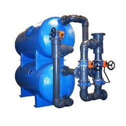 Industrial Sand Filters