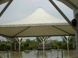 Tensile Marriage Hall Shed
