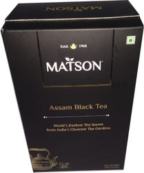 Export Quality Tea Box