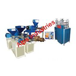 LLDPE Pipe Manufacturing Machine