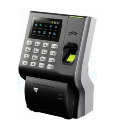 Biometric Attendance System for Corporate Office