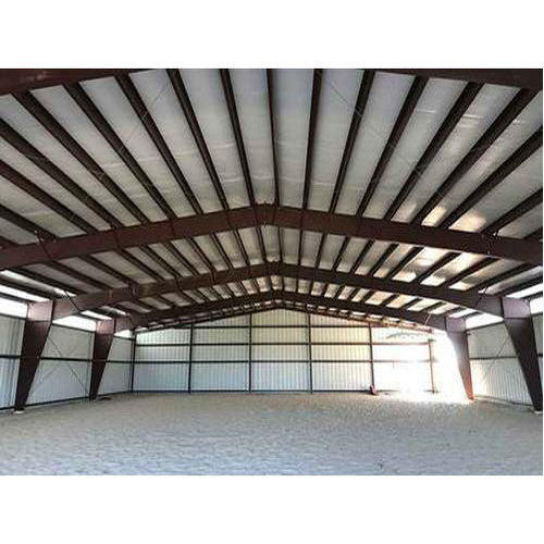Mild Steel Prefabricated Steel Building
