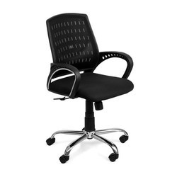 Black Work Station Chairs