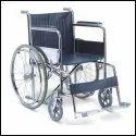 Folding Self Propelled Wheelchair