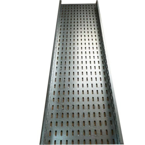 Powder Coated Mild Steel Cable Tray