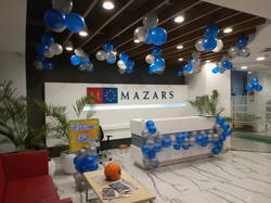 Corporate Celebration Balloon Decoration Service
