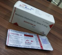 Betahistine Dihydrochloride 24 mg Tablets IP