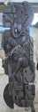 Wall Murail Ganesh Sculpture