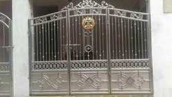 Stainless Steel Gate Work