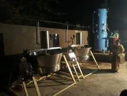 Stainless Steel Standard Khoya Plant