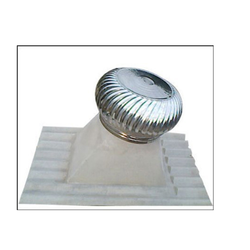 Turbo Air Ventilator With Base Plate