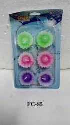 Flower Floating Candle (Set Of 6)