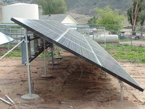 Solar Mounting Structure Manufacturer From Ahmedabad