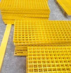 Fiber Glass Mesh Type Grating