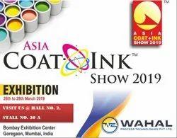 ASIA COAT INK SHOW 2019