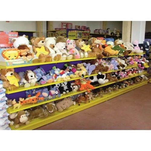 Display Rack For Toys