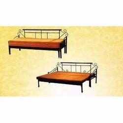 Decora Steel Sofa Cum Bed