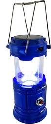 Plastic Rechargeable Solar LED Lantern
