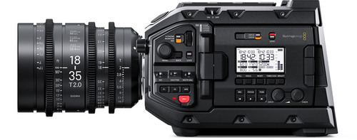 Blackmagic Ursa Mini Pro 4 6k