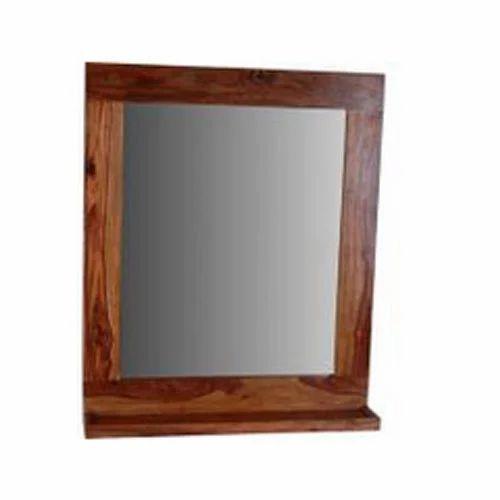 Living Room Mirror Frame