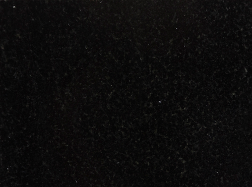 Absolute Black/Jet Black Granite