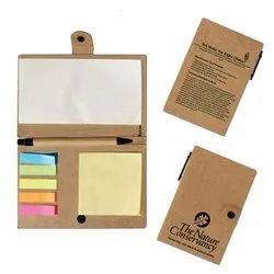 Promotional Eco Friendly Paper Cube Box Sticky Note Pad