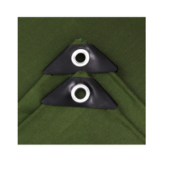 Green Color Tarpaulin