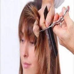 Chunks Hair Trimming