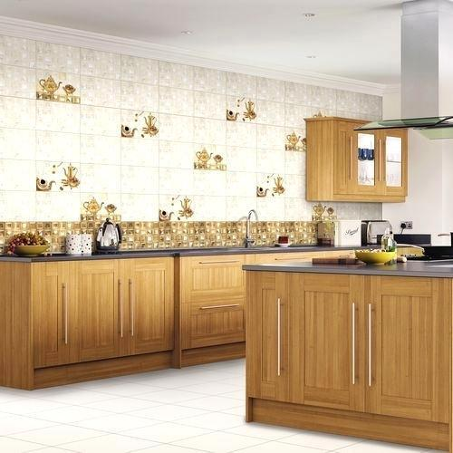 Ceramic Johnson Designer Kitchen Tile Thickness 5 To 10 Mm Rs 25 Square Feet Id 20202091355