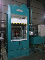 Hydraulic Hot Moulding Press for Clutch Facing