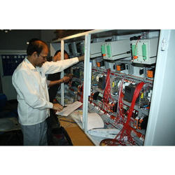 Electrical Control Panel Repairing And Upgrading Service Apfc Mnc in Delhi
