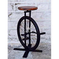 Retro Bar Stool for Designer Cafes and Bar Furniture