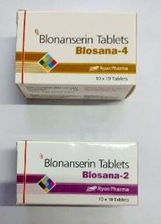 Blonanserin Tablets (Blosana)