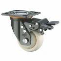 Heavy Duty Polypropylene Wheels With Double Ball Bearing