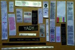Satin Woven Label