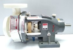 3 HP Bare Acid Circulation Pump