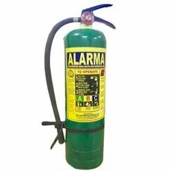 Carbon Steel A B C Dry Powder Type 5kg Fire Extinguisher, Capacity: 4Kg