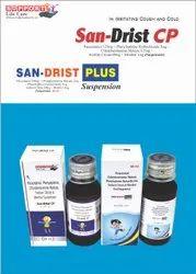 Paracetamol 250mg  Chlorpheniramine Maleate 2mg  Phenylephirine Hcl 5mg  Sodium Citrate