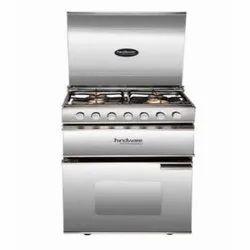 Stainless Steel Hindware Elma Plus SS 60cm 50 Liters Cooking Range